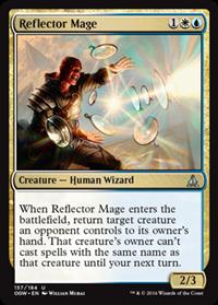MAGO REFLECTOR / REFLECTOR MAGE (EL JURAMENTO DE LOS GUARDIANES)