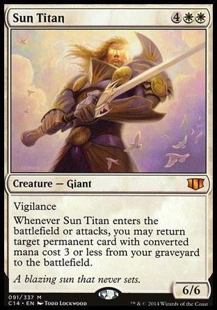 TITAN SOLAR / SUN TITAN (COMMANDER 2014)