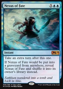 NEXO DEL DESTINO / NEXUS OF FATE (M19 BUY A BOX PROMO)