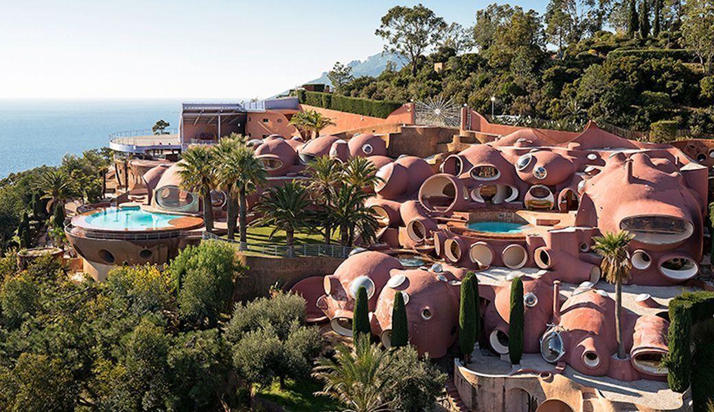 Descubre el 'Palacio Burbuja', la casa más cara del mundo