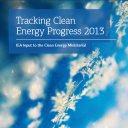 IEA Tracking clean energy progress 2013