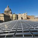 The Vatican, solar powered