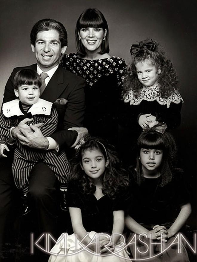 La Evolucin De La Familia Kardashian En Fotos El Runrun