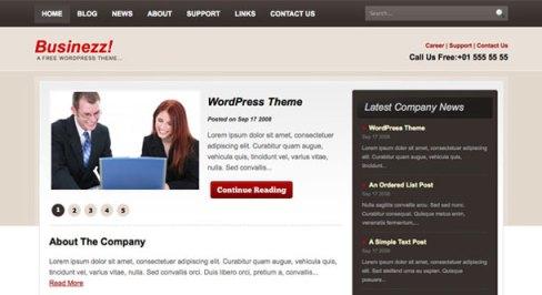 12 Plantillas Nuevas de lanzamiento de WordPress Gratis vale la pena ...