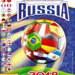 Álbum Copa del Mundo Rusia 2018 – Gol Publications