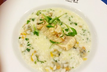 Swordfish rice from Marlene Vieira