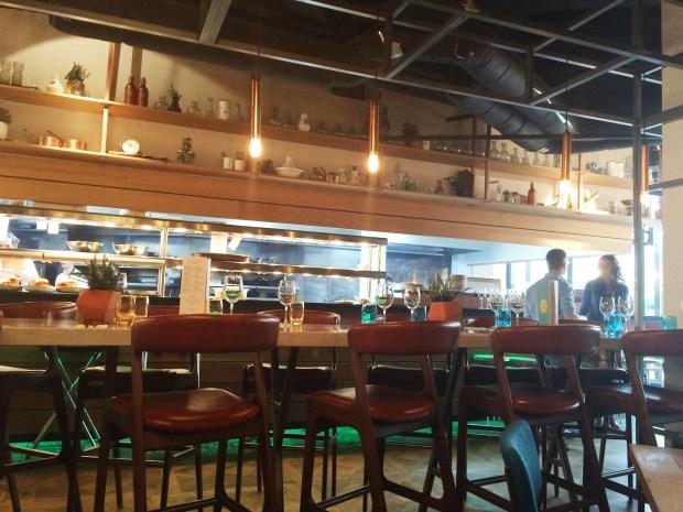 Banyan Bar interior