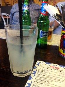 Leymona, Lemon and lime drink