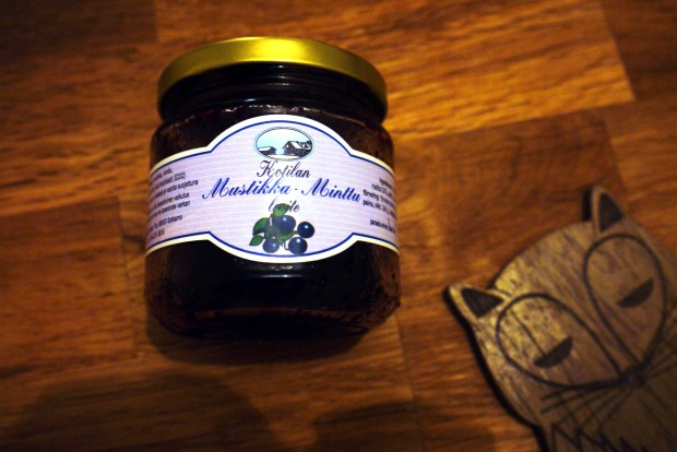 Bilberry jam