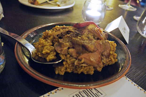 Pitu Chicken RIce (£12)