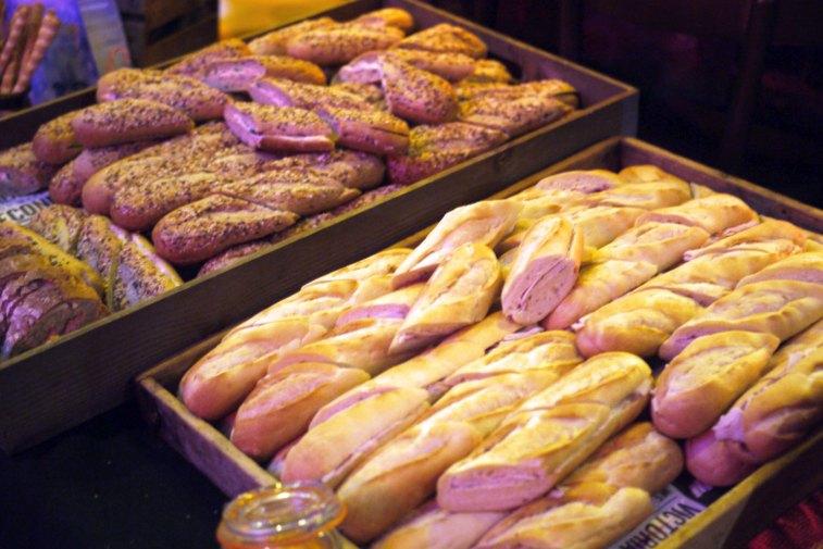 Grape and grain catering - sandwiches