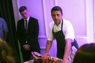 Head Chef Jimmy Williams