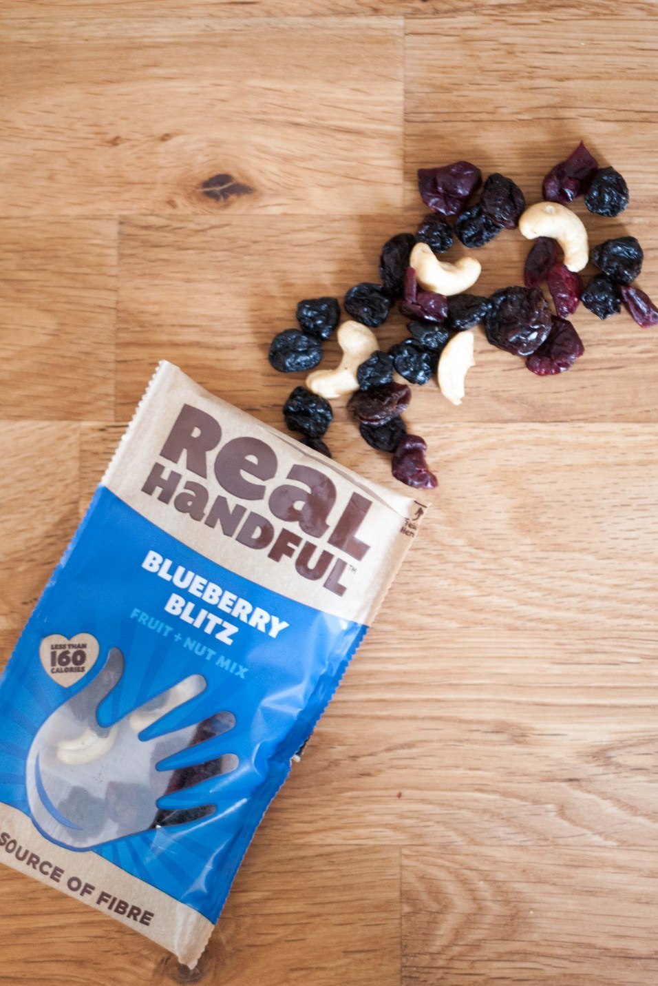 Real Handful's Blueberry Blitz