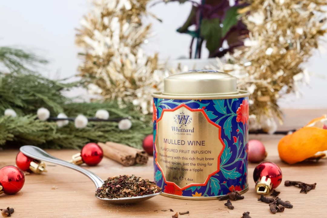 Whittard of Chelsea Mulled Wine Tea £8