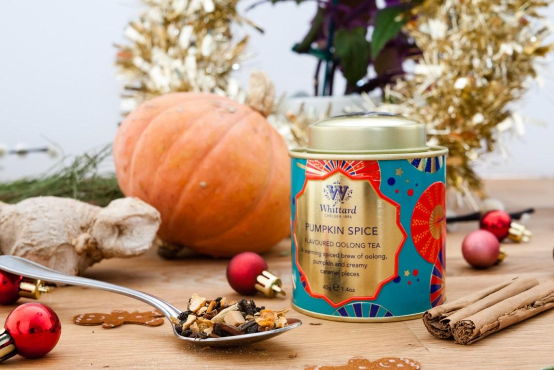 Whittard of Chelsea Pumpkin Spice Tea £8