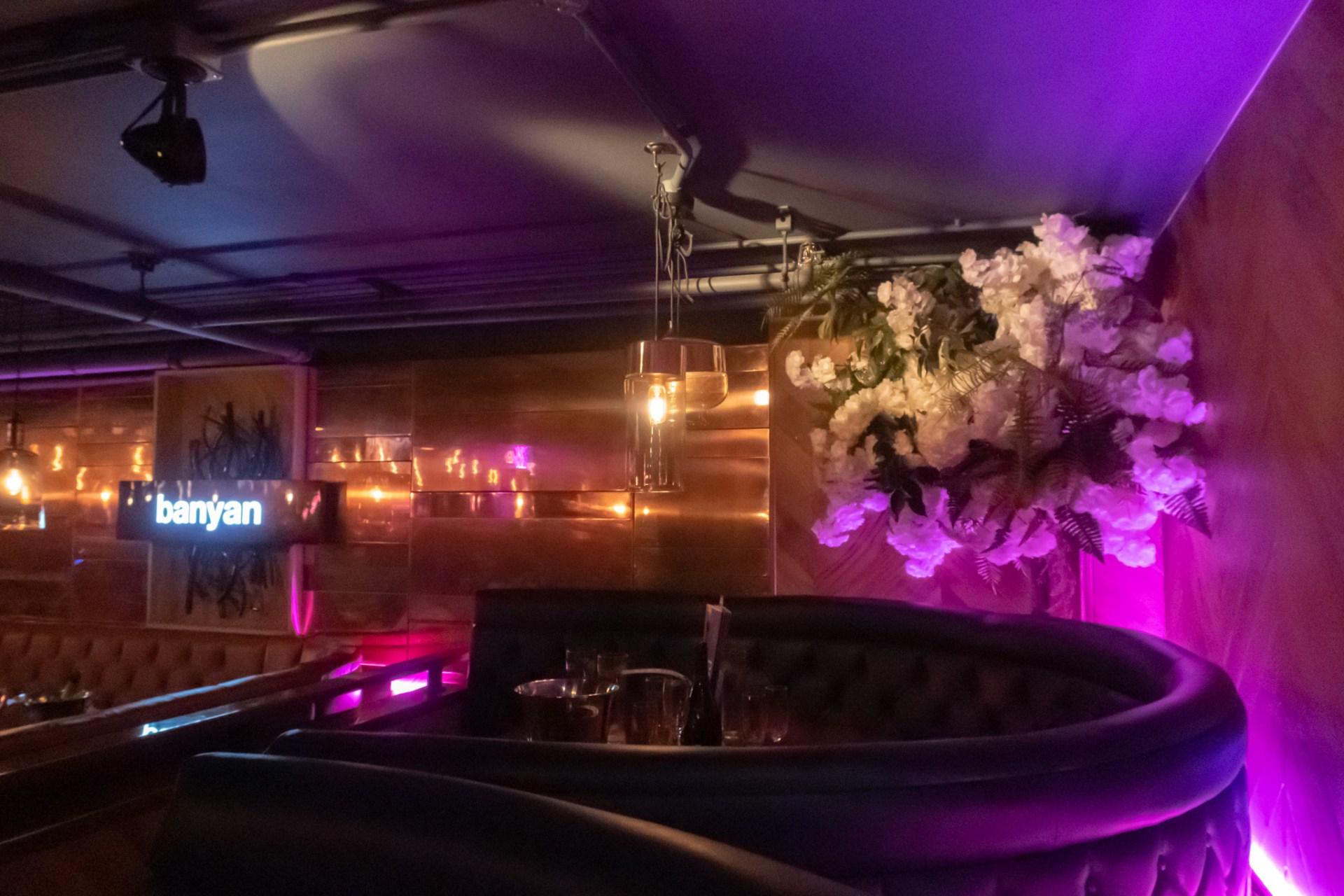 Banyan bar in Spinningfields