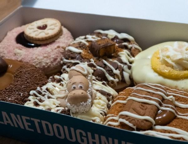 Classic Box from Planet Doughnut