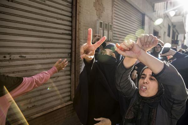 Protestas en el Rif