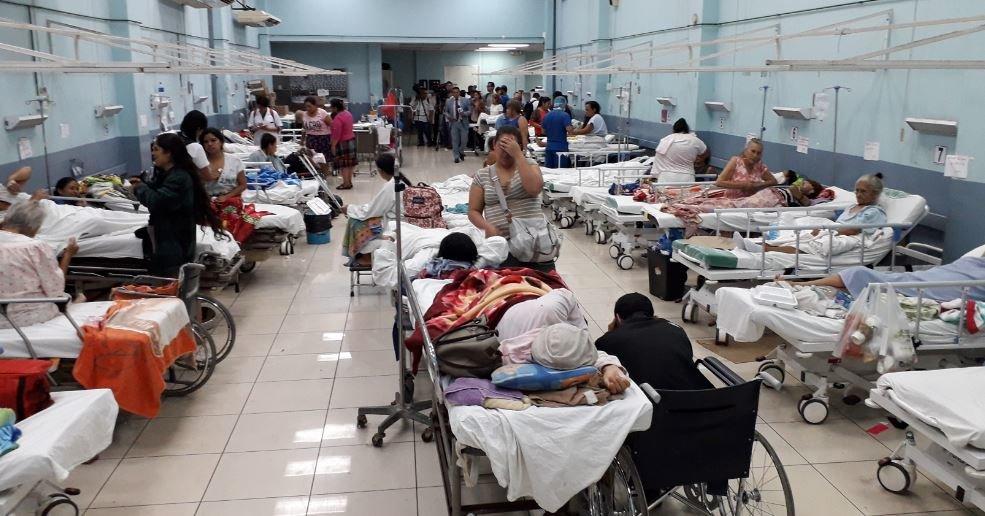 Resultado de imagen para hospital rosales