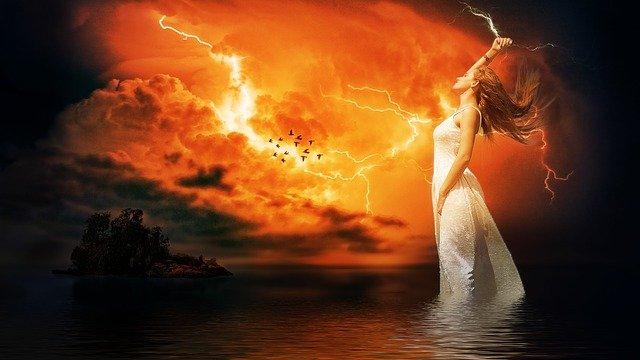 La Diosa Celta Briga o Brigid