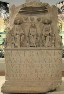 La dedicación a las madres Aufanian (AE 1930, 19)