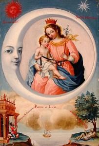 Virgen Luna