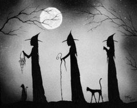 En la Edad Media el gato negro era un animal de mala suerte, malos augurios. Relacionado con el mundo de la brujería y del satanismo fue objeto de matanzas en masa durante siglos.