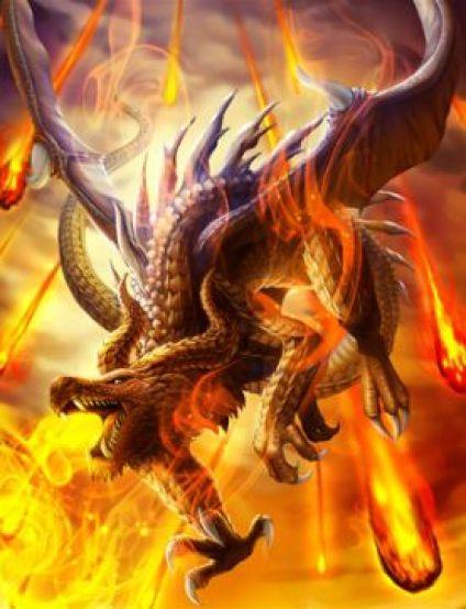 Dragón Gaasyendietha,