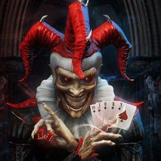 Arlequin diabolico
