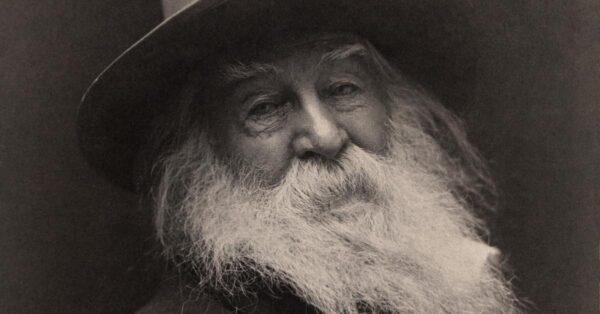 Walt Whitman, el bardo de América, uno de los últimos druidas.