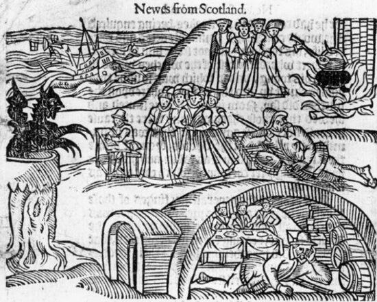 El Martirio de las Brujas: La Inquisición.