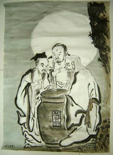 Lao Tzu, Buddha, Confucius 1