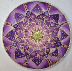 Meditar con Mandalas: Pintar Mandalas