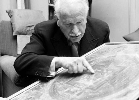 Carl Jung y los Mandalas