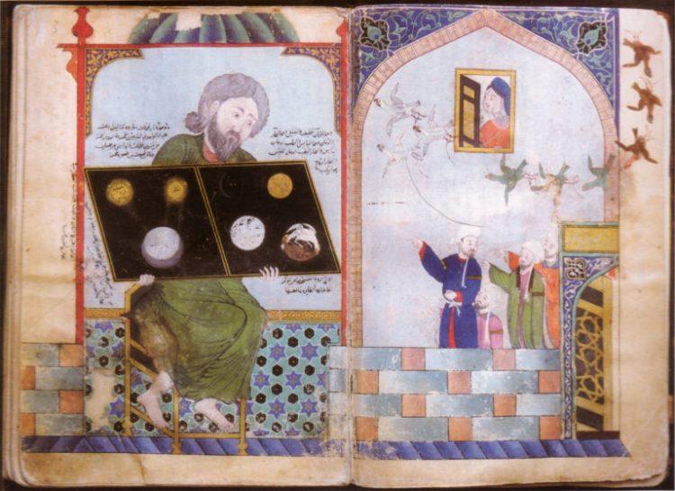 «ALQUIMIA» La Ciencia Árabe