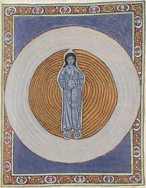Santa Hildegarda de Bingen, el Canto de la Sibila