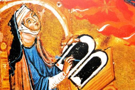 Santa Hildegarda de Bingen, la Sabiduria de la Sibila