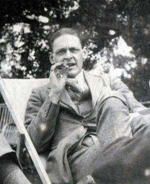 T.S. Eliot – «El cultivo de los árboles de Navidad».