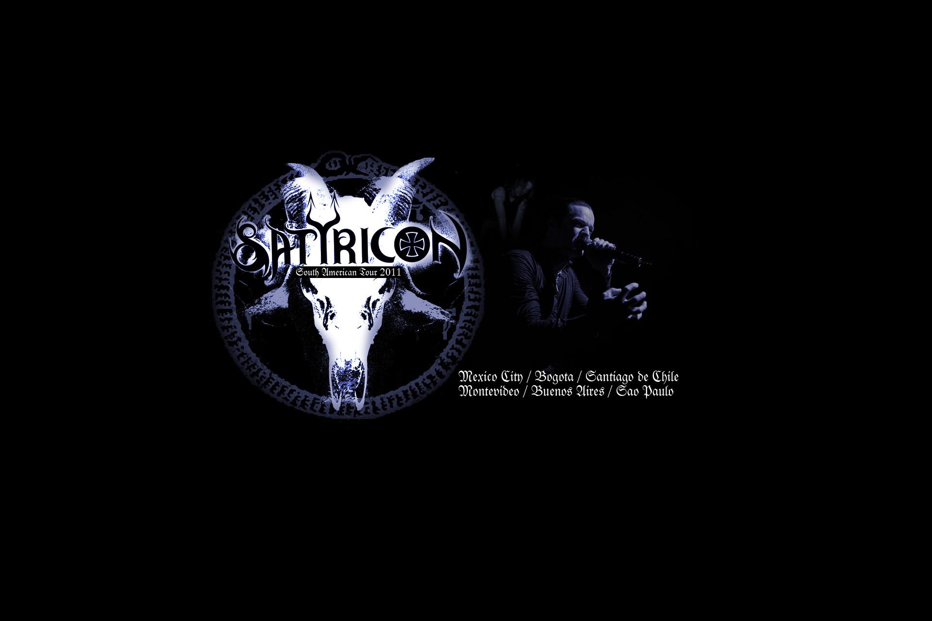 satyricon en colombia 2011