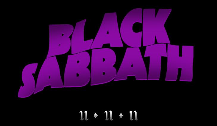 El regreso de BLACK SABBATH - 11-11-11 ?