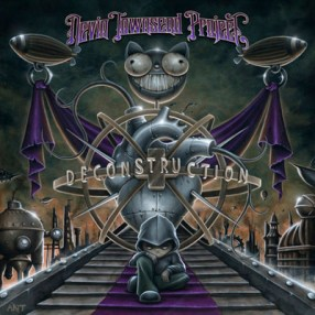 THE DEVIN TOWNSEND PROJECT - DECONSTRUCTION