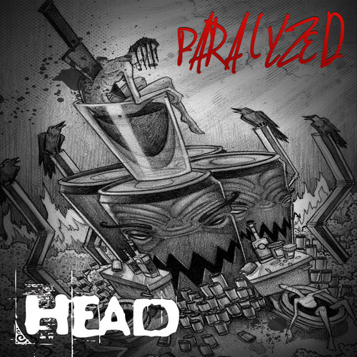 "Single ""Paralized"" de Brian ""Head"" Welch"