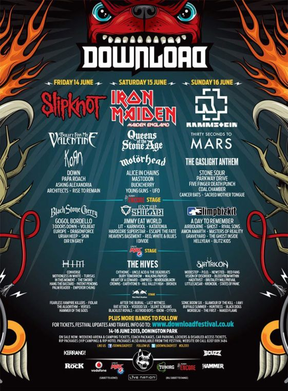 cartel-Download-Festival-2013-Poster
