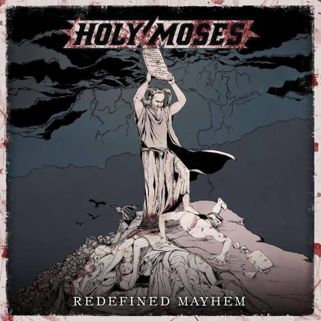 holy moses 'Redefined Mayhem'