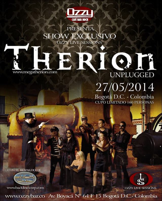 therion ozzy bar 2014