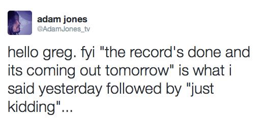 adam jones tool twitter