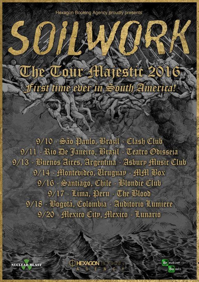 soilwork latinoamerica 2016