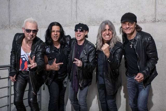 Scorpions junto a Whitesnake en Colombia 2019