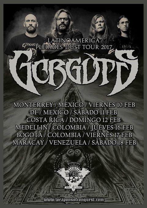 gorguts latinoamerica 2017
