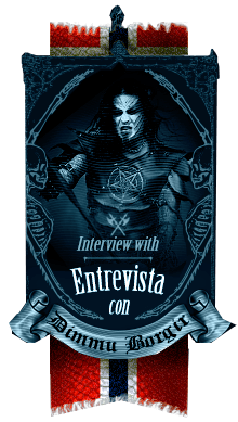 Exclusiva entrevista con Dimmu Borgir - A killer Metal interview with Dimmu Borgir